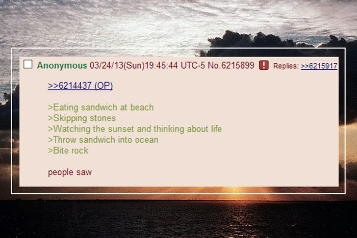 Brilliant Things from 4Chan (22 pics)