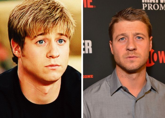 Famous Guys Then and Now (29 pics)