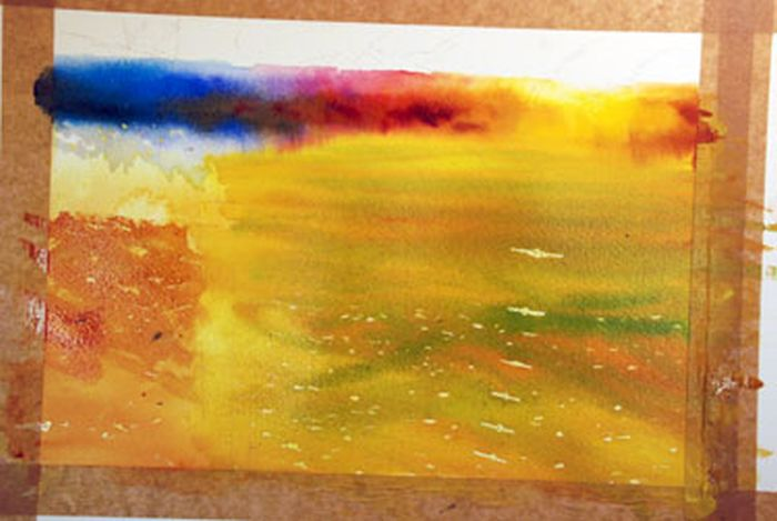 Painting Creation Process (21 pics)