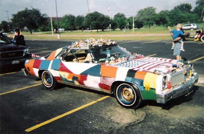 Really Bad Custom Cars (41 pics)