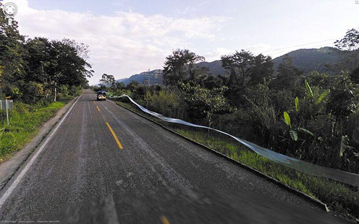 Beautiful Google Street View Photos (24 pics)