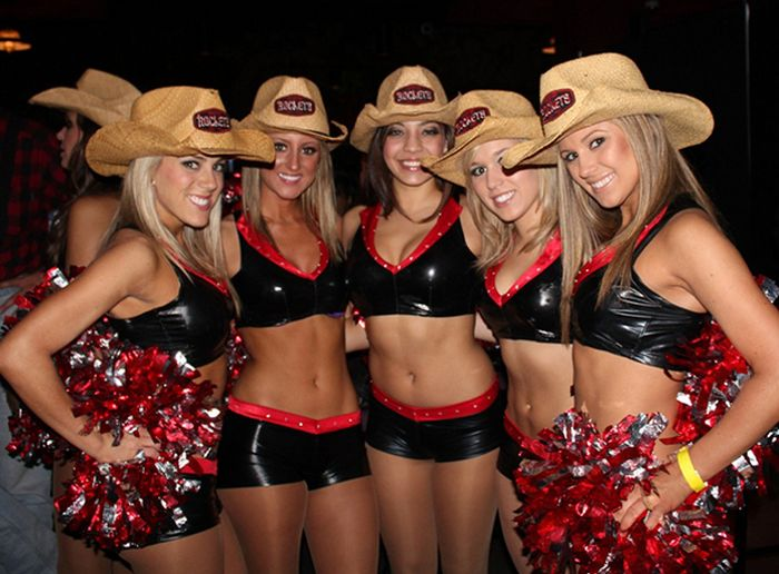 Hot Cowgirls (29 pics)