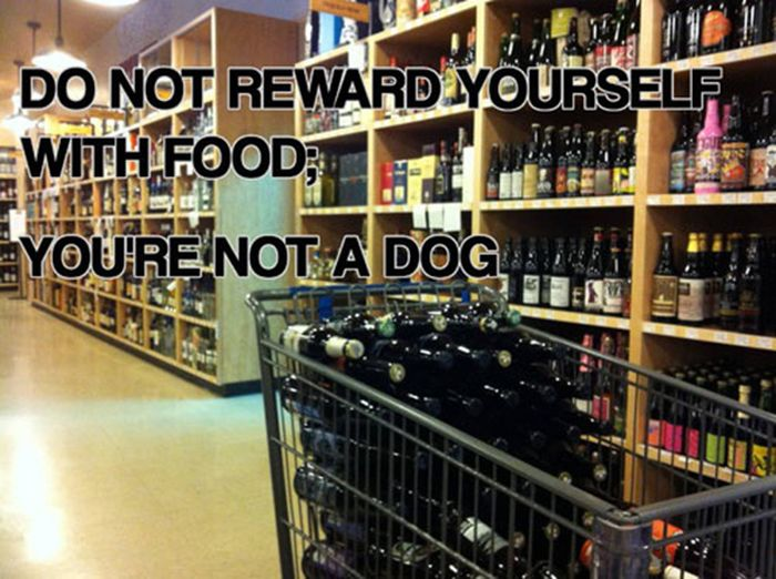 Fitness Quotes with Alcohol (31 pics)