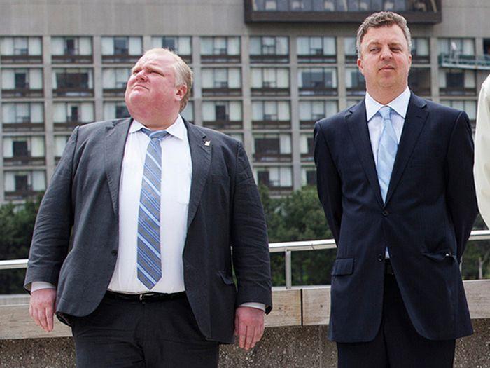 Toronto's Crackhead Mayor Rob Ford (29 pics)