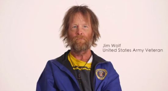 Homeless Army Veteran Timelapse Transformation