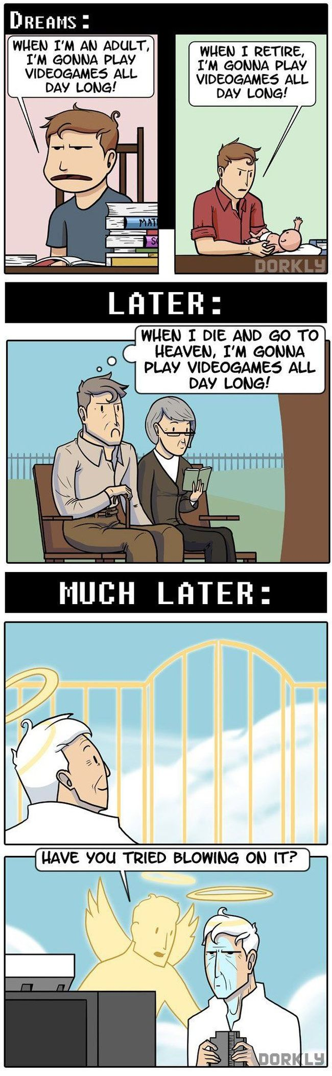 Gaming Then and Now (7 pics)