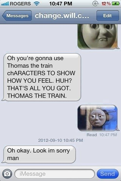 Funny Replies (19 pics)