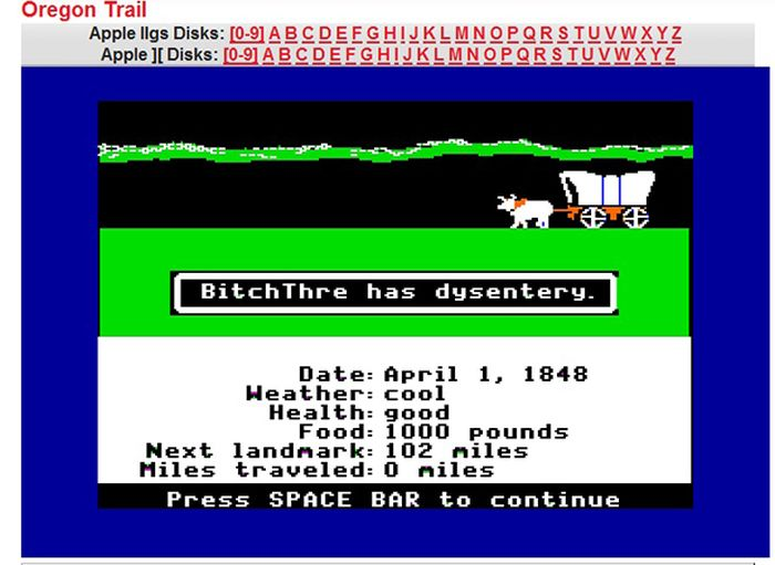 Oregon Trail Pictures (29 pics)