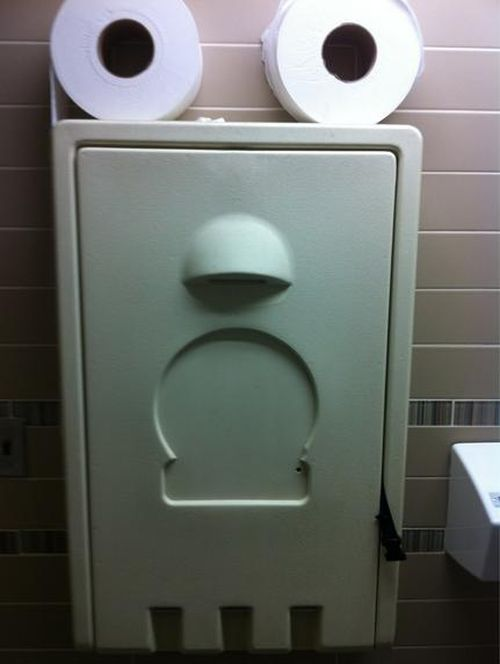 Things With Faces (41 pics)