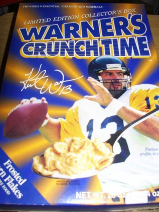 Athlete Sponsored Foods (28 pics)
