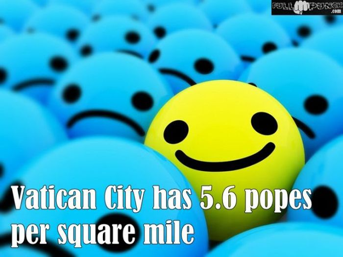 General Knowledge Facts (24 pics)