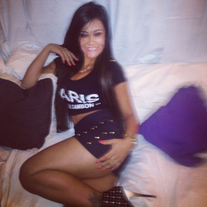 Photos of Justin Bieber's Prostitute Tati Neves (35 pics + video)