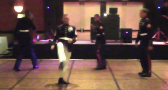 Awesome Marine Dance