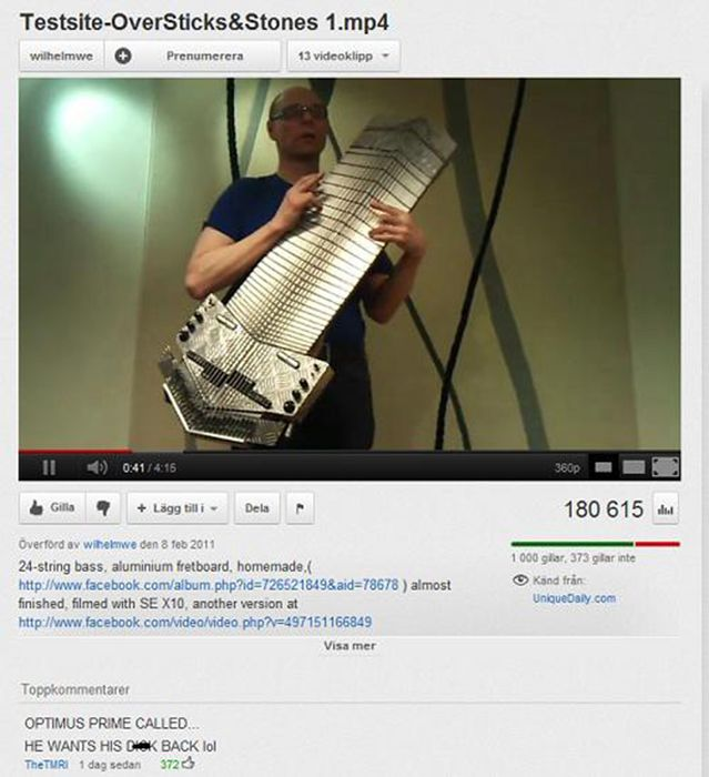 Funny Youtube Comments Part 15 (32 pics)