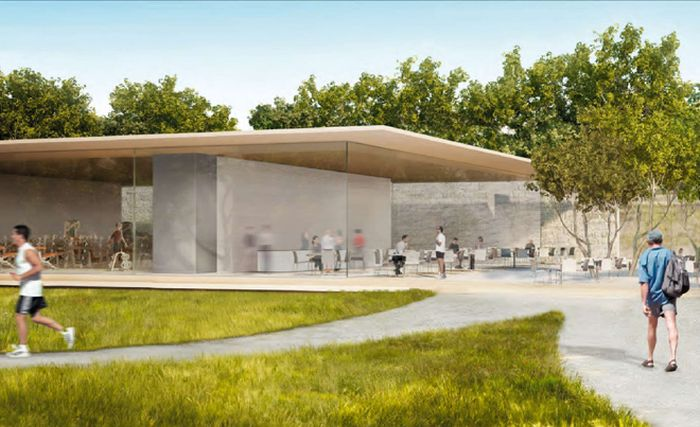 Apple's New Headquarters (27 pics)