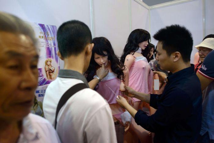 Sex Festival in China (40 pics)