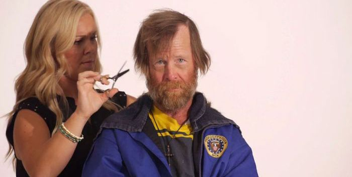 Homeless Veteran Before and After Makeover (12 pics)