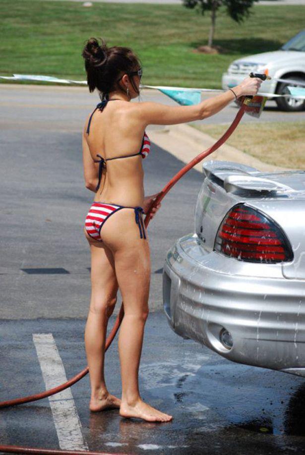 Washing Car City Of Birmingham