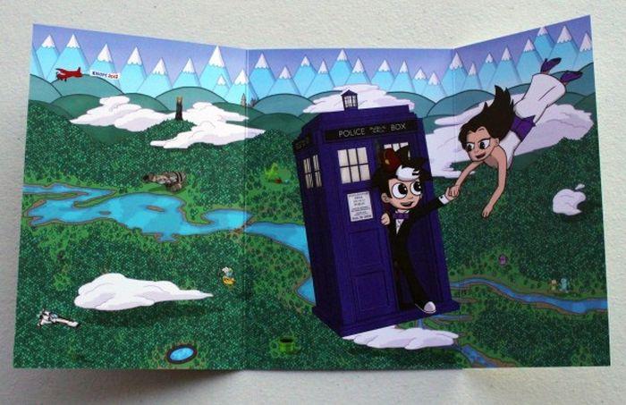 Geeky Wedding Invitations (19 pics)