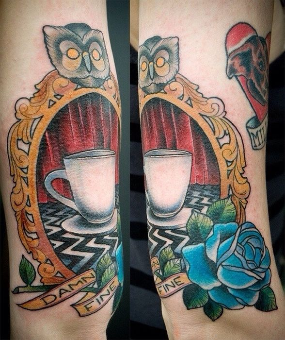 Tattoos For Coffee Lovers (23 pics)