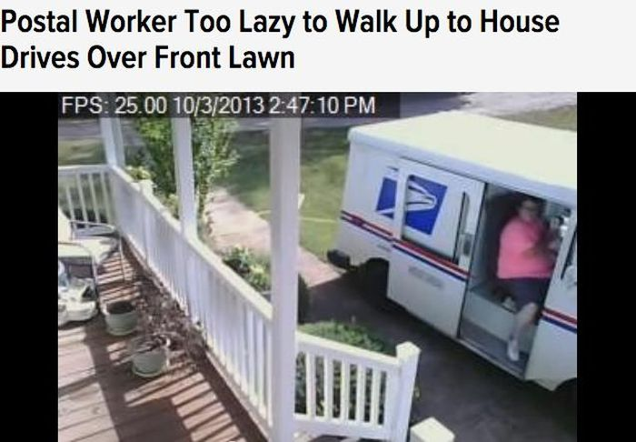 We Call It Laziness (40 pics)