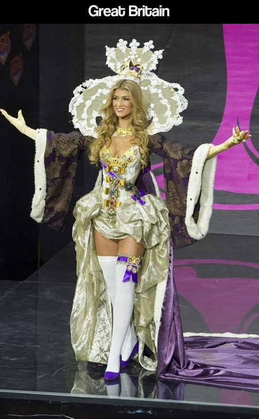 2013 Miss Universe Contestants Wearing Their National Costumes (34 pics)