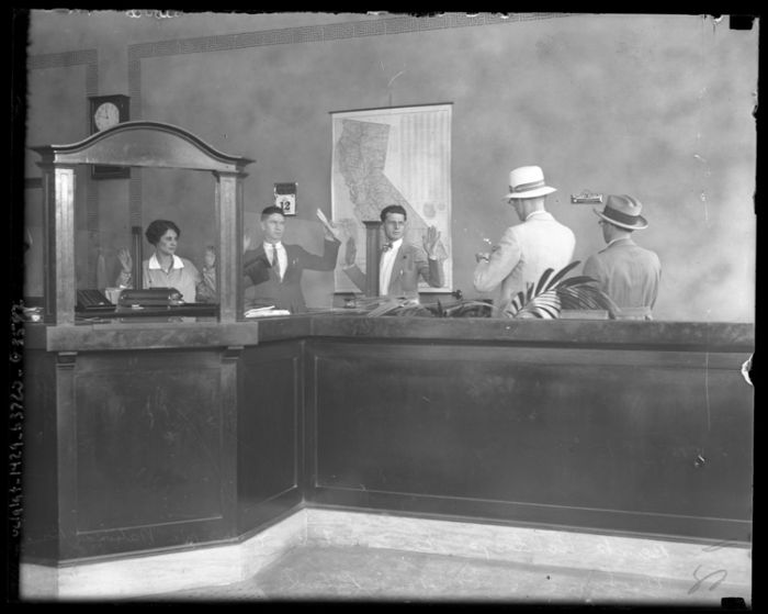 Prohibition Era in LA (43 pics)