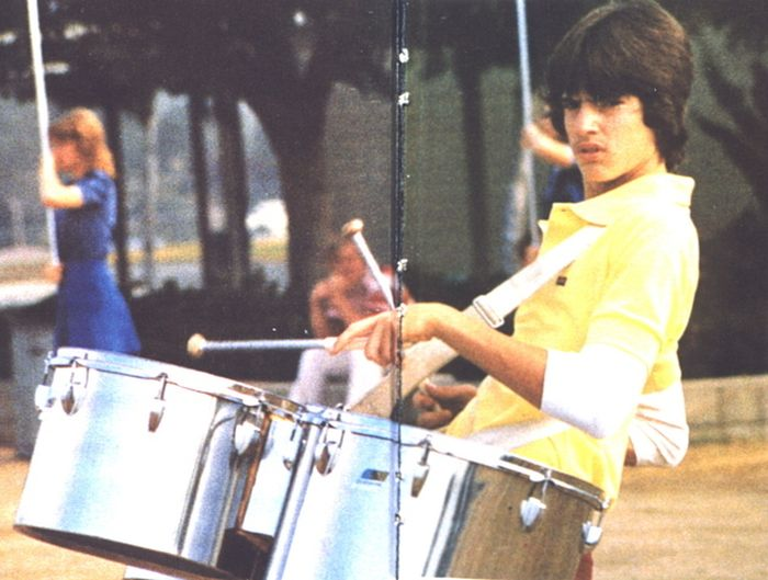 Celebrities Who Played in the School Bands (28 pics)