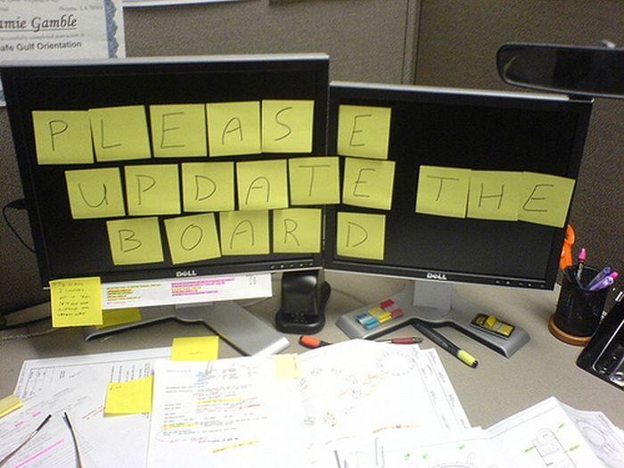 Sassy Notes (24 pics)