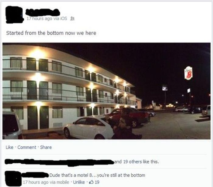 Stupid Posts on Facebook. Part 4 (44 pics)