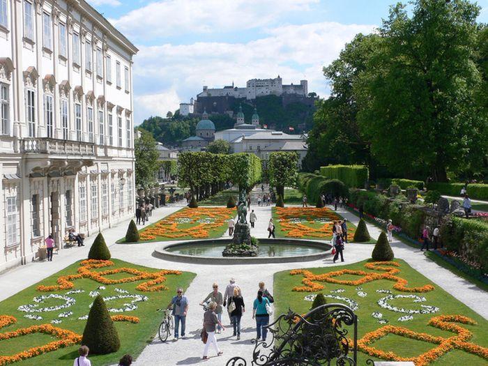 Beautiful Gardens (36 pics)
