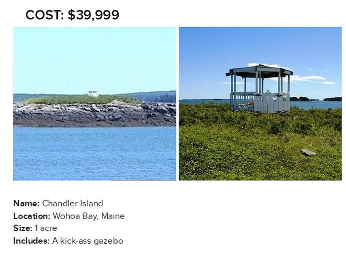 Cheap Private Islands (29 pics)