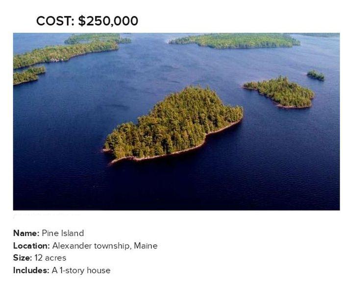 Cheap Private Islands (29 pics)