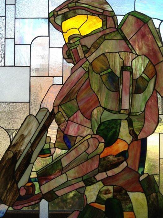 Cool Glass Art (20 pics)