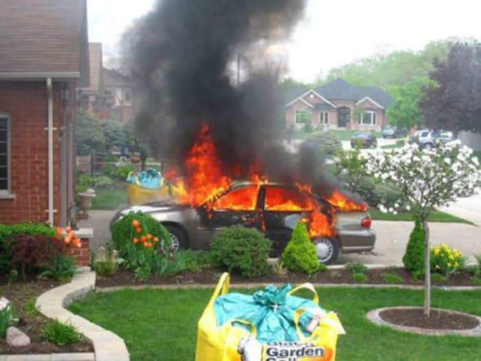 Crash and Burn (27 pics)