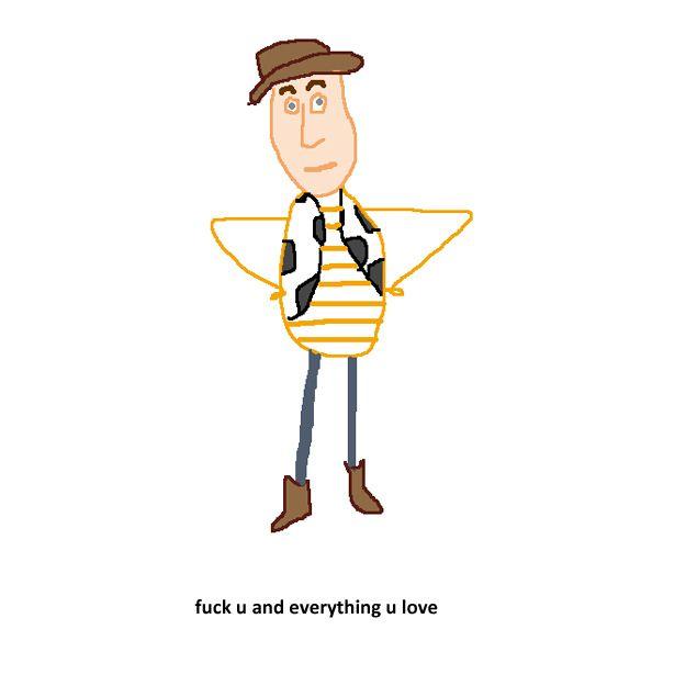 Pixar Movies in Microsoft Paint Drawings (13 pics)