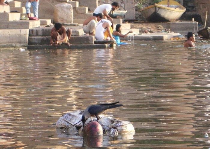 Pollution of the Ganges (20 pics)