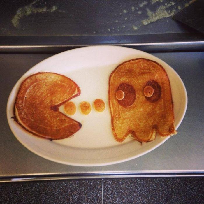 Creative Pancakes (18 pics)