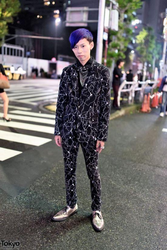 Street Fashion in Tokyo. Part 2 (40 pics)