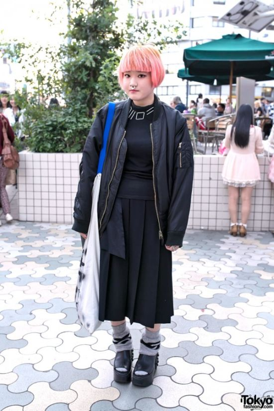 Street Fashion in Tokyo. Part 2 (40 pics)