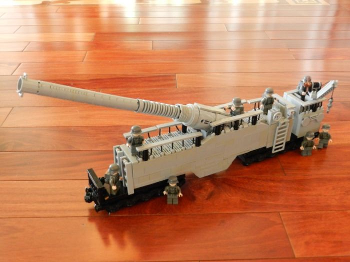 Made with Lego (98 pics)