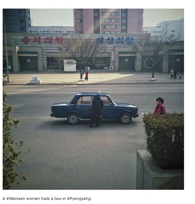 Instagram Photos from North Korea (34 pics)