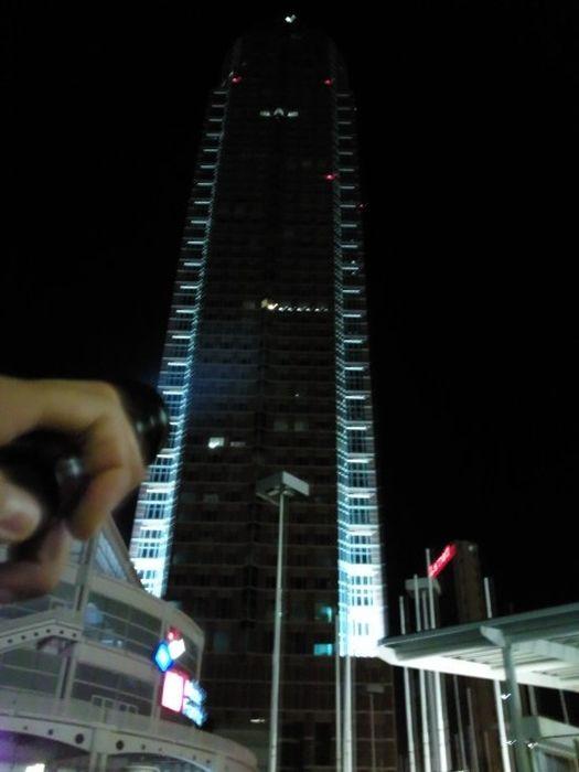 """""""Fat Star"""" Octa 8x SST-90 Colossus Led Flashlight (23 pics)"""