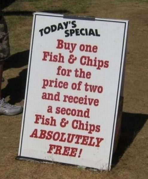 We Call It a Great Deal (25 pics)