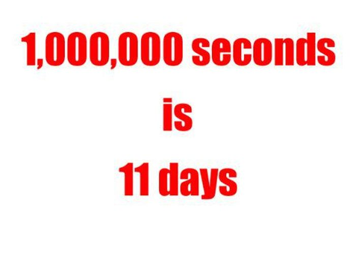 Time Related Facts (25 pics)
