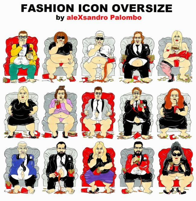 Fashion Icon Oversize (32 pics)