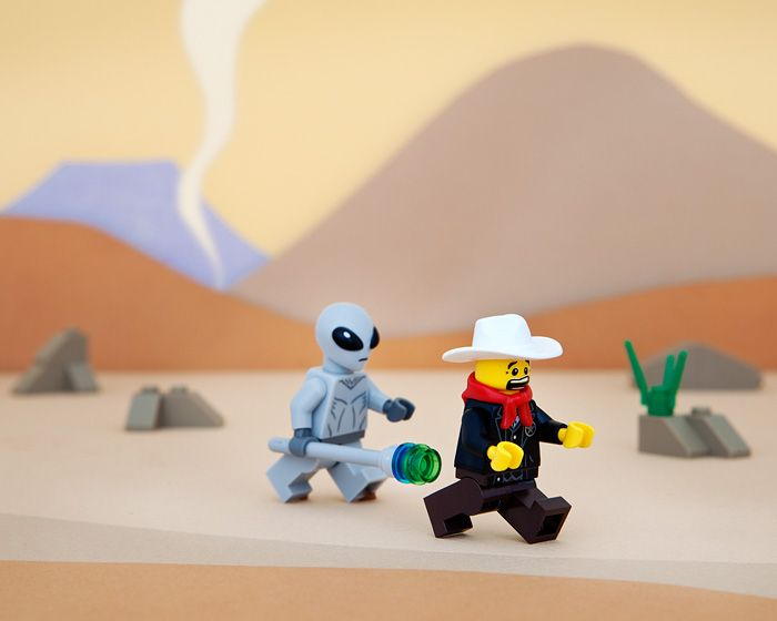 The 50 States of LEGO (50 pics)