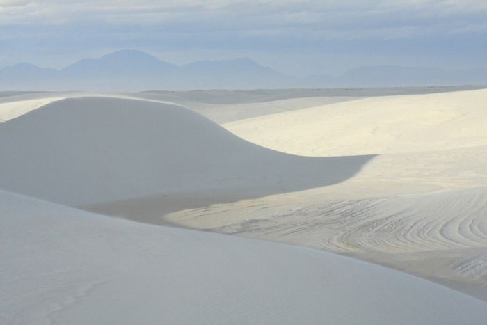 White Sands, New Mexico (12 pics)