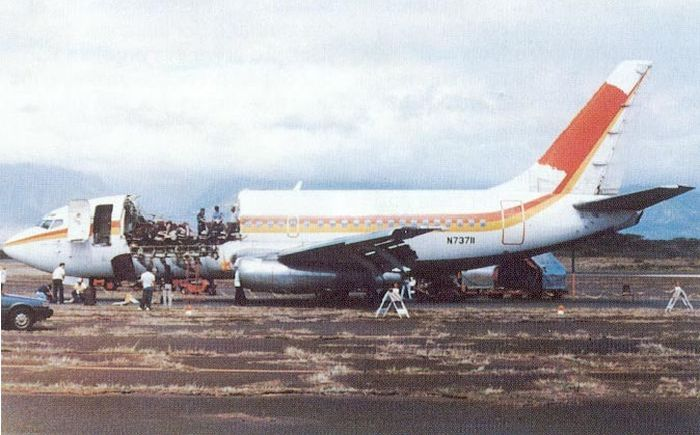 1988 Aloha Flight 243 structural failure accident 01