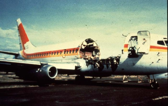 1988 Aloha Flight 243 structural failure accident 02